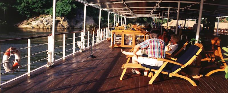 Crociera sul Kwai Noi- Ponte