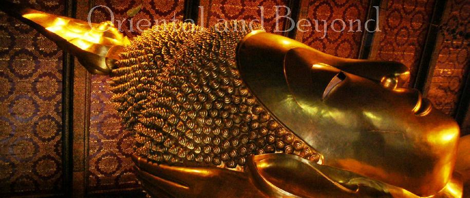 Sleeping Buddha, Wat Po, Bangkok