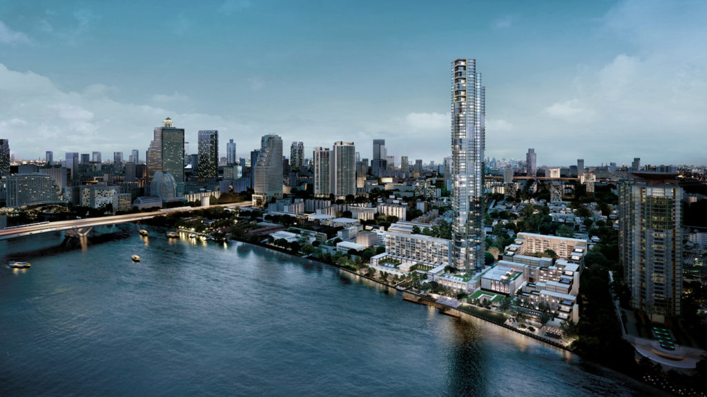 Four Seasons Bangkok, Chao Phraya