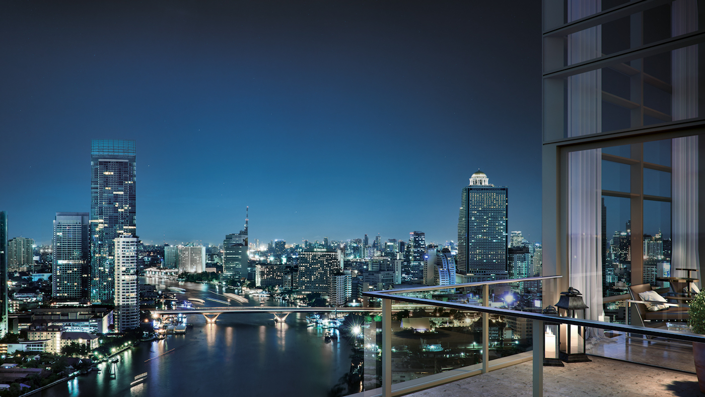 Four Seasons Bangkok, exterior