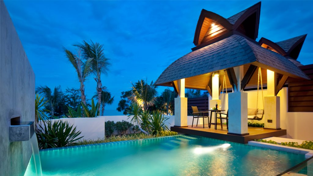 Springfield resort Hua Hin. Pool Villa