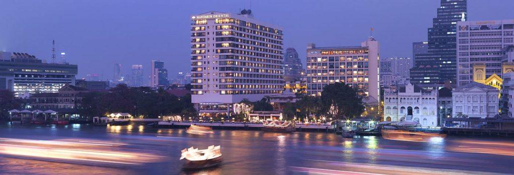 Oriental hotel, Bangkok