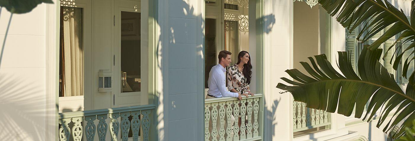 Oriental hotel, Bangkok. Suite Royale