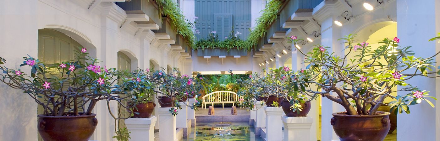 The Oriental Bangkok Spa